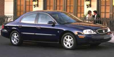 2001 Mercury Sable Vehicle Photo in Doylestown, PA 18976