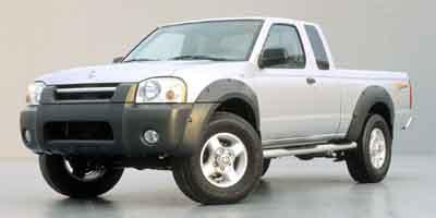 2001 Nissan Frontier 2WD Vehicle Photo in Hartford, KY 42347-1845