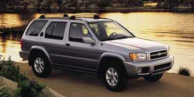 2001 Nissan Pathfinder Vehicle Photo in American Fork, UT 84003