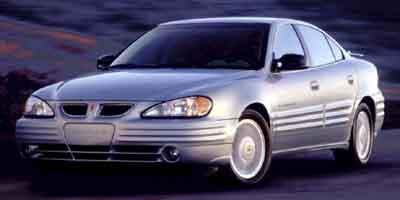 2001 Pontiac Grand Am Vehicle Photo in Independence, MO 64055