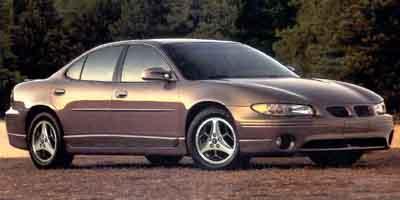 2001 Pontiac Grand Prix Vehicle Photo in Milford, OH 45150
