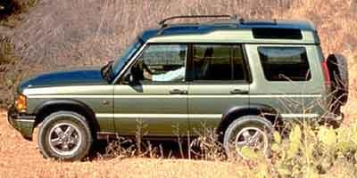 2001 Land Rover Discovery Series II Vehicle Photo in Newark, DE 19711