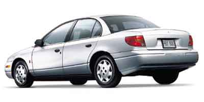 2001 Saturn SL Vehicle Photo in Independence, MO 64055