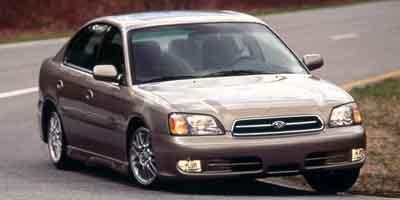 2001 Subaru Legacy Vehicle Photo in American Fork, UT 84003
