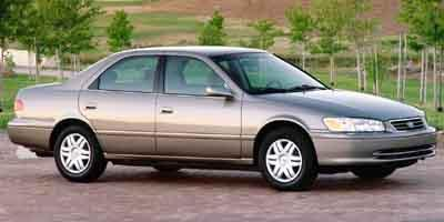 2001 Toyota Camry Vehicle Photo in Kernersville, NC 27284