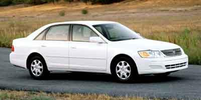 2001 Toyota Avalon Vehicle Photo in Midlothian, VA 23112