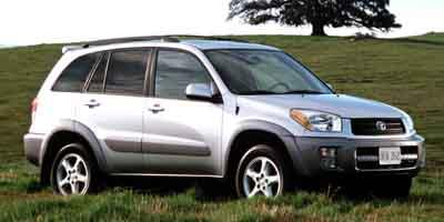 2001 Toyota RAV4 Vehicle Photo in Appleton, WI 54913
