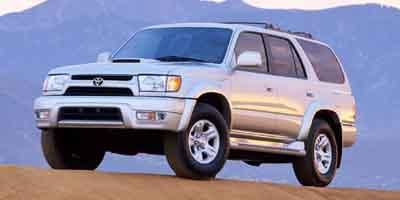 2001 Toyota 4Runner Vehicle Photo in Austin, TX 78759