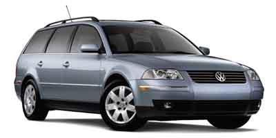 2001 Volkswagen New Passat Vehicle Photo in Anchorage, AK 99515