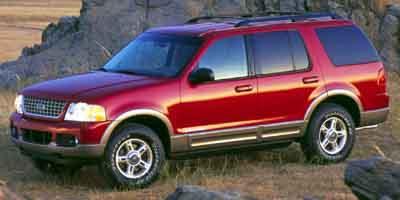 2002 Ford Explorer Vehicle Photo in Warrensville Heights, OH 44128