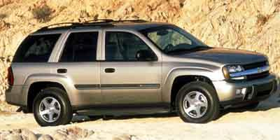 Used 2002 Chevrolet Trailblazer For Sale Beatrice Ne