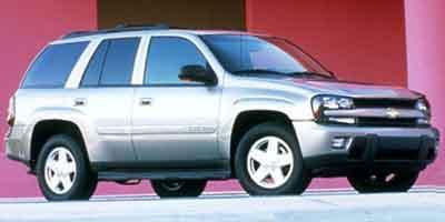 2002 Chevrolet TrailBlazer Vehicle Photo in Fishers, IN 46038