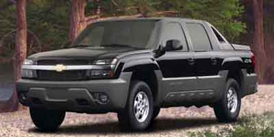 2002 Chevrolet Avalanche Vehicle Photo in Austin, TX 78759