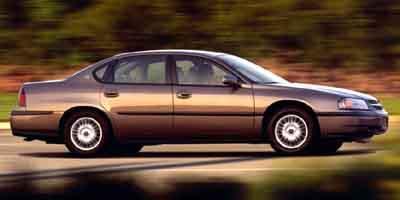 2002 Chevrolet Impala Vehicle Photo in Oklahoma City, OK 73162