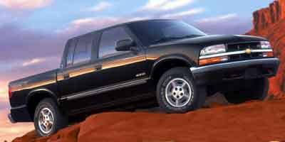 2002 Chevrolet S-10 Vehicle Photo in Owensboro, KY 42303