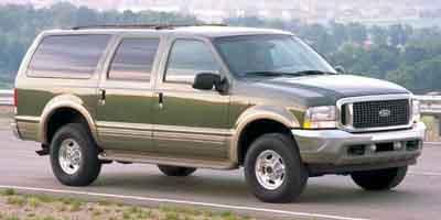 2002 Ford Excursion Vehicle Photo in American Fork, UT 84003