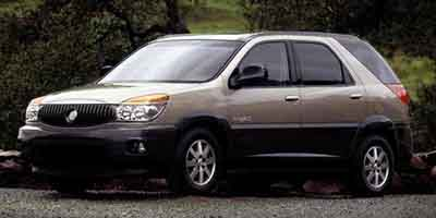 2002 Buick Rendezvous Vehicle Photo in Chelsea, MI 48118