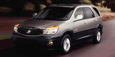 2002 Buick Rendezvous Vehicle Photo in Joliet, IL 60435