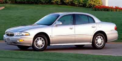 2002 Buick LeSabre Vehicle Photo in Butler, PA 16002