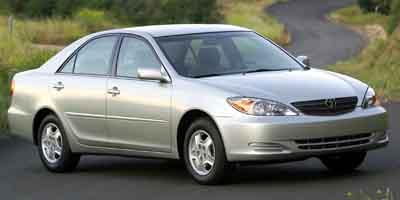 2002 Toyota Camry Vehicle Photo in West Harrison, IN 47060