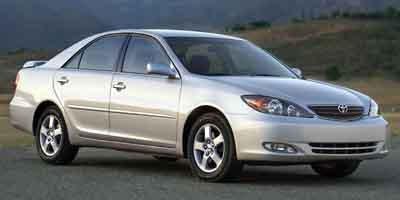 2002 Toyota Camry Vehicle Photo in American Fork, UT 84003