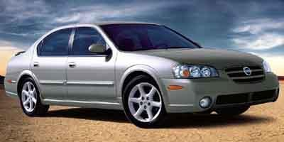 2002 Nissan Maxima Vehicle Photo in Boonville, IN 47601