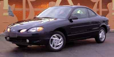 2002 Ford Escort Vehicle Photo in Kansas City, MO 64118
