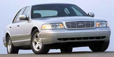 Learn About This 2002 Ford Crown Victoria For Sale in Broken Arrow, OK, VIN  = 2FAFP74W12X152375