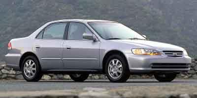 2002 Honda Accord Sedan Vehicle Photo in Colorado Springs, CO 80905
