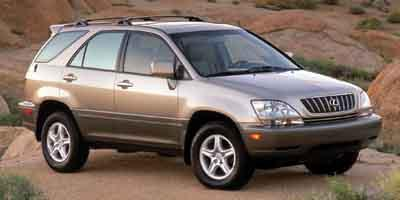 2002 Lexus RX 300 Vehicle Photo in Charlotte, NC 28227