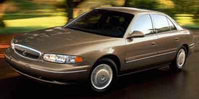 Pre-Owned 2002 Buick Century 4dr Sdn Custom