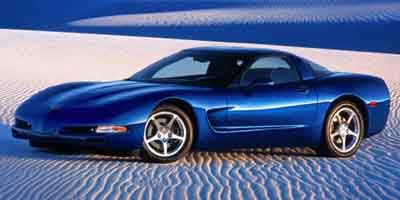 2002 Chevrolet Corvette Vehicle Photo in Akron, OH 44320