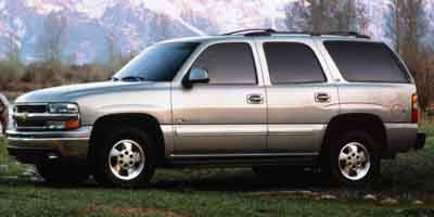 2002 Chevrolet Tahoe Vehicle Photo in Denver, CO 80123