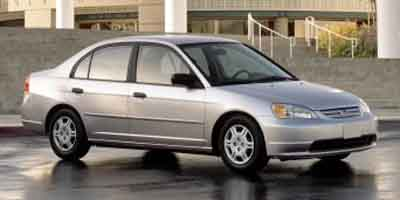 2002 Honda Civic Vehicle Photo in Rockville, MD 20852