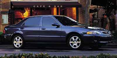 2002 Mazda 626 Vehicle Photo in Oak Lawn, IL 60453