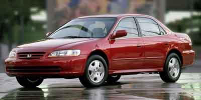 2002 Honda Accord Sedan Vehicle Photo in Triadelphia, WV 26059
