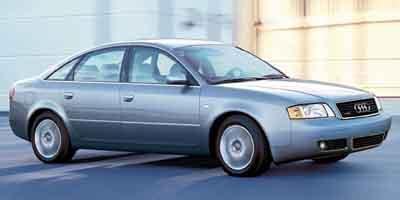 2002 Audi A6 Vehicle Photo in Puyallup, WA 98371