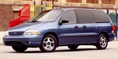 Pre-Owned 2002 Ford Windstar Wagon SE w/210A