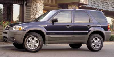 2002 Ford Escape Vehicle Photo in American Fork, UT 84003
