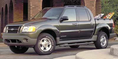 2002 Ford Explorer Sport Trac Vehicle Photo in Kernersville, NC 27284