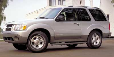 2002 Ford Explorer Sport Vehicle Photo in Reese, MI 48757