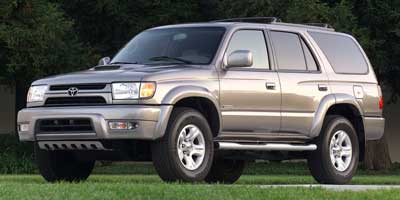 2002 Toyota 4Runner Vehicle Photo in Helena, MT 59601