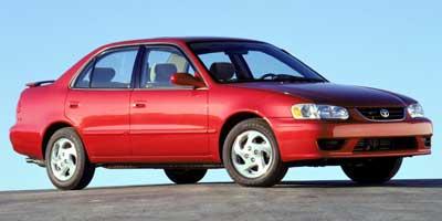 2002 Toyota Corolla Vehicle Photo in Long Island City, NY 11101
