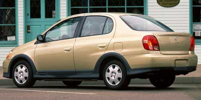 2002 Toyota Echo Vehicle Photo in OKLAHOMA CITY, OK 73131