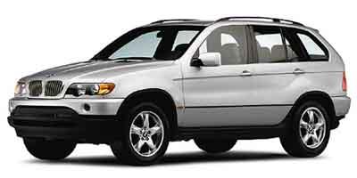 2002 BMW X5 4.4i Vehicle Photo in Tulsa, OK 74133