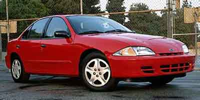 2002 Chevrolet Cavalier Vehicle Photo in Jasper, GA 30143