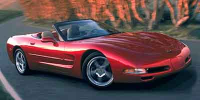 2002 Chevrolet Corvette Vehicle Photo in Neenah, WI 54956