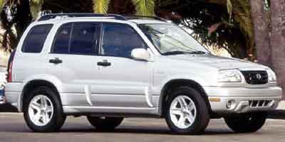 2002 Suzuki Grand Vitara Vehicle Photo in Colorado Springs, CO 80905