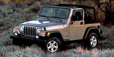 2002 Jeep Wrangler Vehicle Photo in Mount Carroll, IL 61053