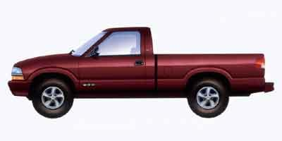 2002 Chevrolet S-10 Vehicle Photo in Madison, WI 53713